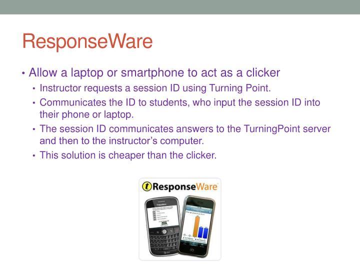 ResponseWare