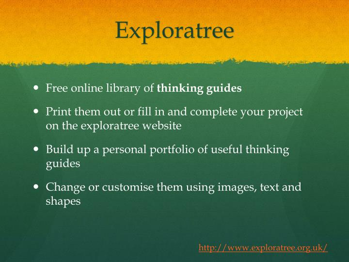 Exploratree