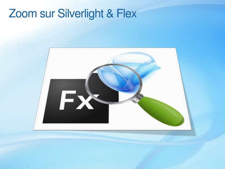 Zoom sur Silverlight
