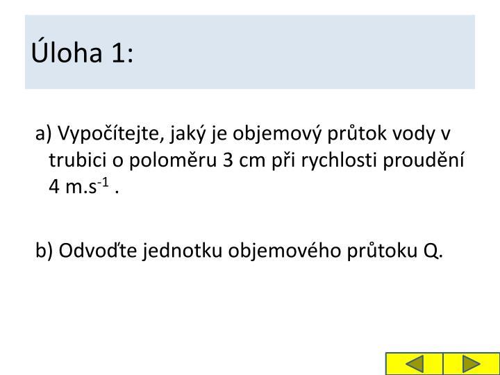 loha 1: