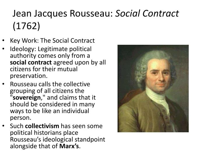jean jacques rousseaus theory of the social contract Complete summary of jean-jacques rousseau's the social contract enotes plot summaries cover all the significant action of the social contract.