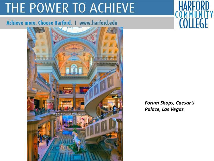 Forum Shops, Caesar's Palace, Las Vegas
