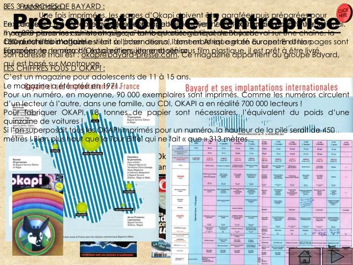 HISTORIQUE & FONCTIONNEMENT DE BAYARD: