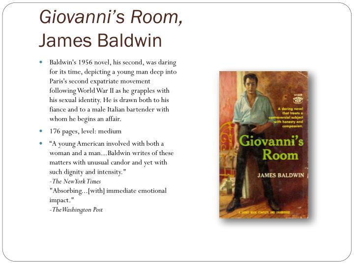 Giovanni's Room,