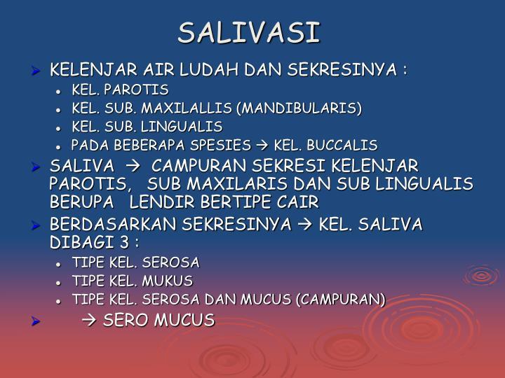 SALIVASI