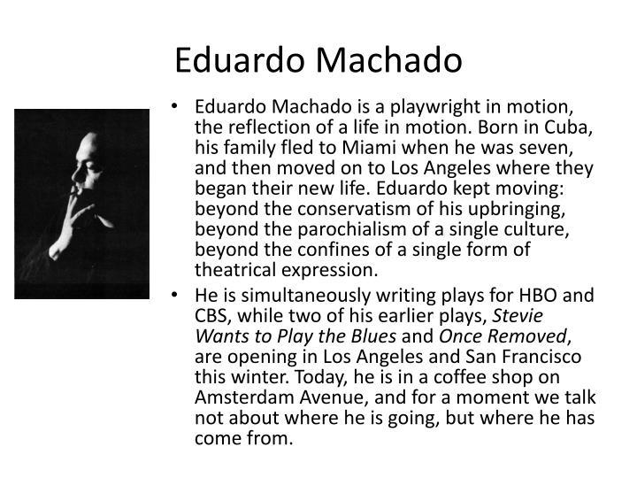 Eduardo Machado