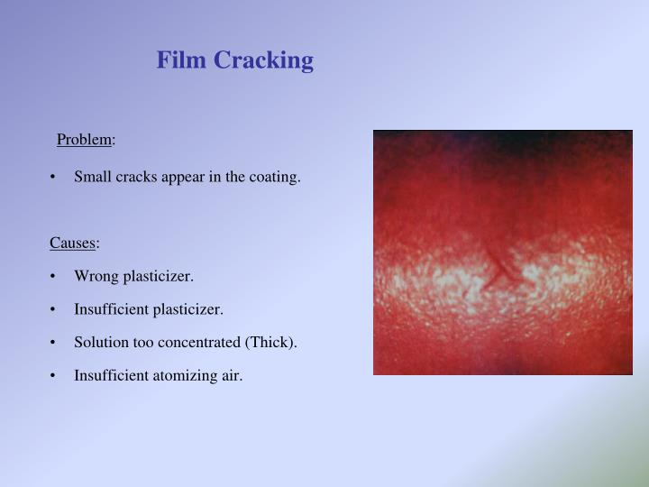 Film Cracking