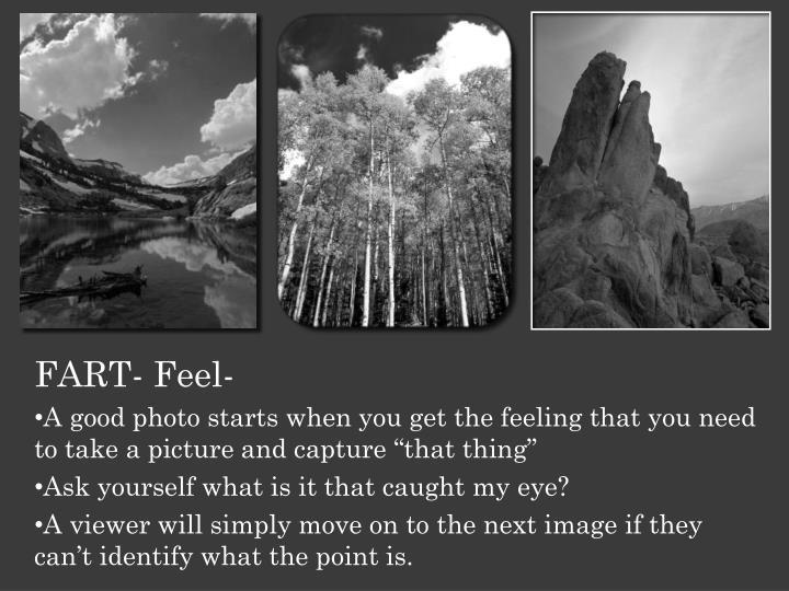 FART- Feel-