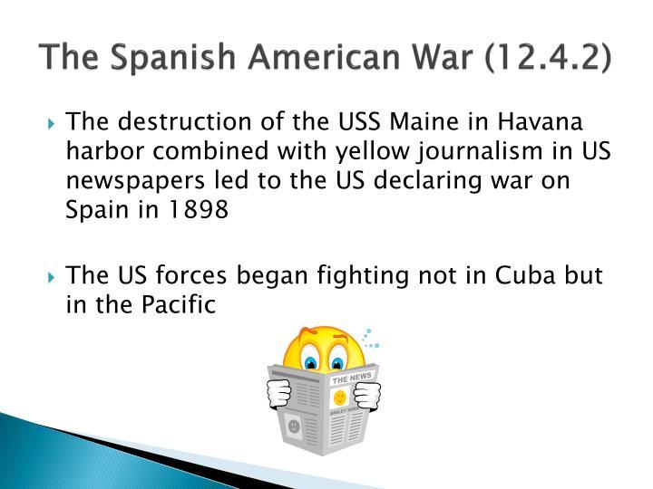 The Spanish American War (