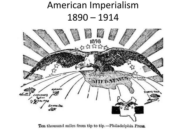American imperialism essay introduction
