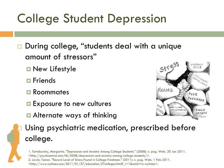 College Student Depression