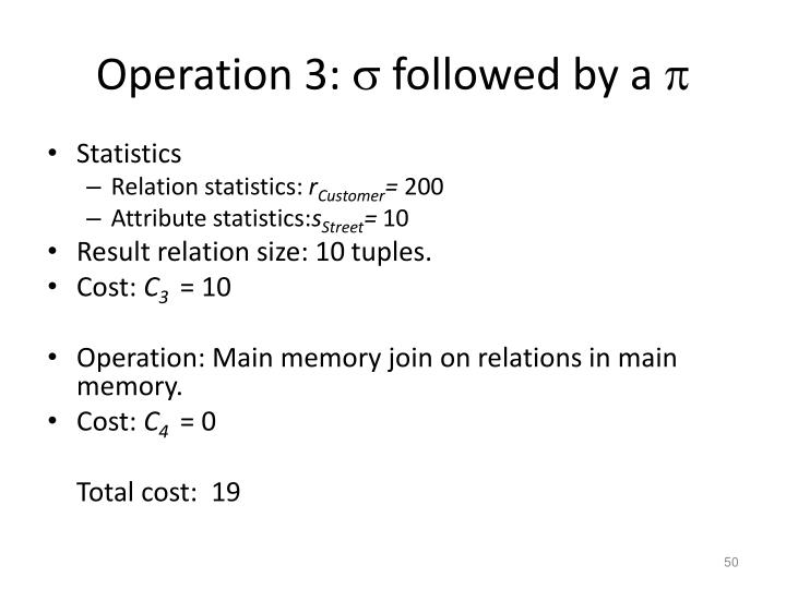 Operation 3:
