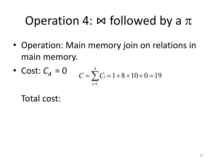Operation 4: