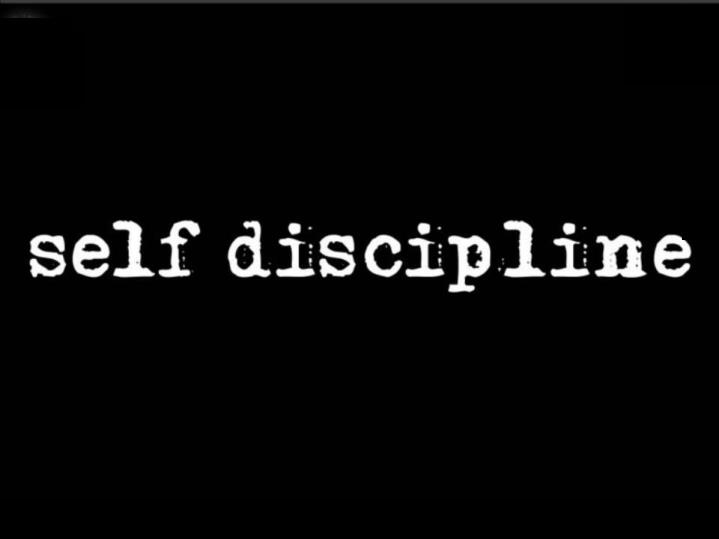 how to discipline yourself to study