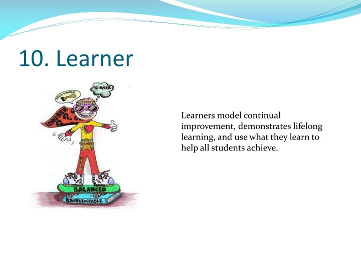 10. Learner
