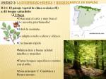 unidad 3 la diversidad h drica y biogeogr fica de espa a22