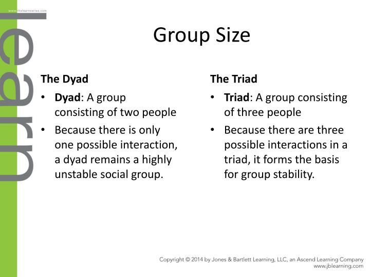 Group Size