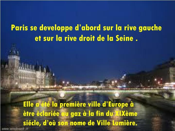 Paris se