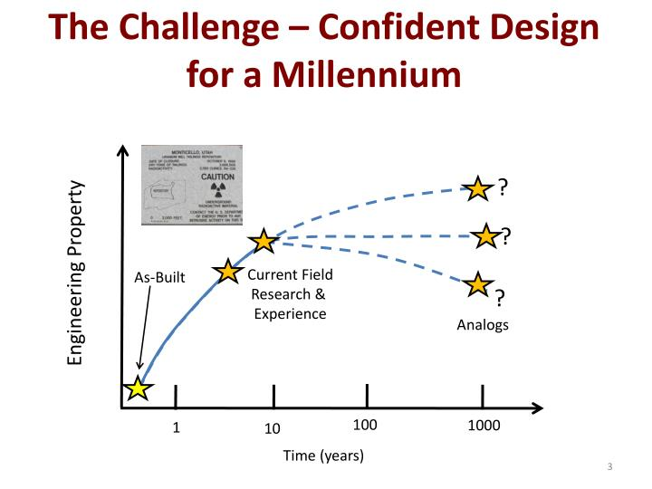 The Challenge – Confident Design for a Millennium
