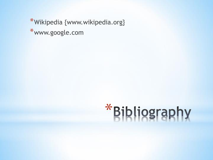 Wikipedia {www.wikipedia.org}