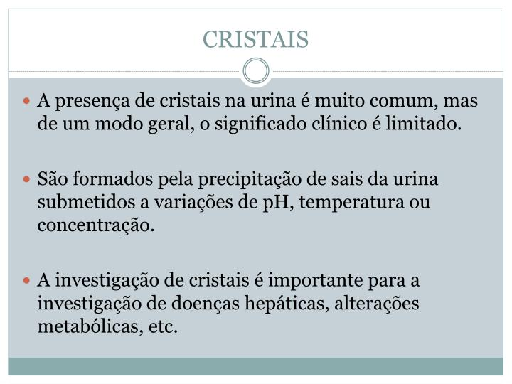 CRISTAIS