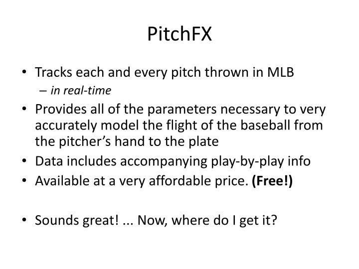 PitchFX