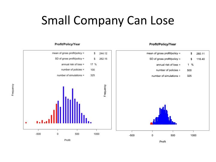 Small Company Can Lose