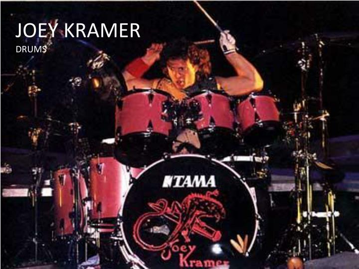 JOEY KRAMER