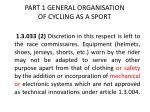 part 1 general organisation of cycling as a sport4