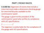 part 2 road races1