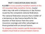 part 4 mountain bike races4