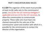 part 4 mountain bike races8