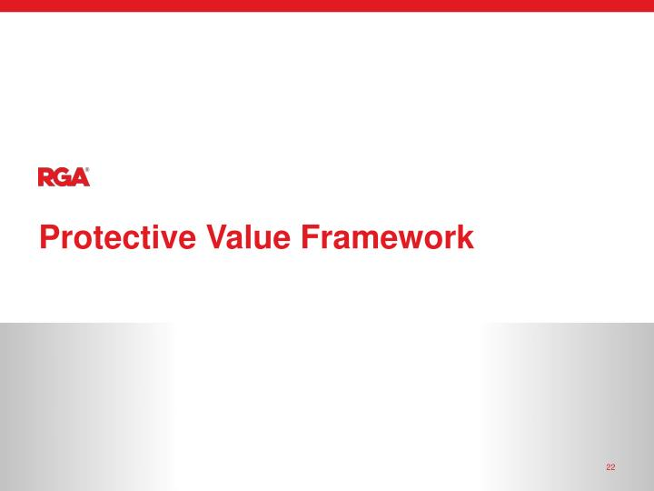 Protective Value Framework