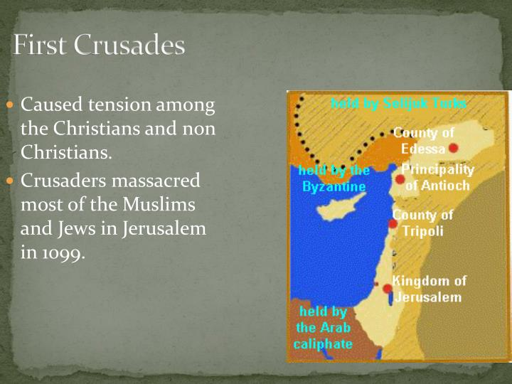 First Crusades