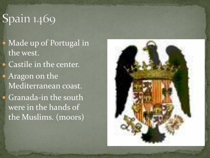 Spain 1469