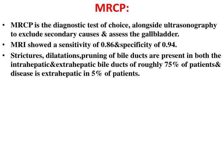MRCP: