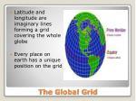 the global grid1