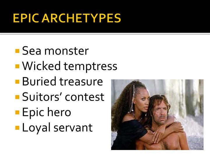 EPIC ARCHETYPES