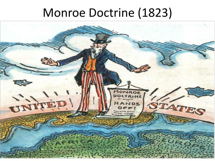 Monroe Doctrine (1823)