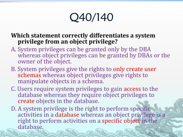 Q40/140
