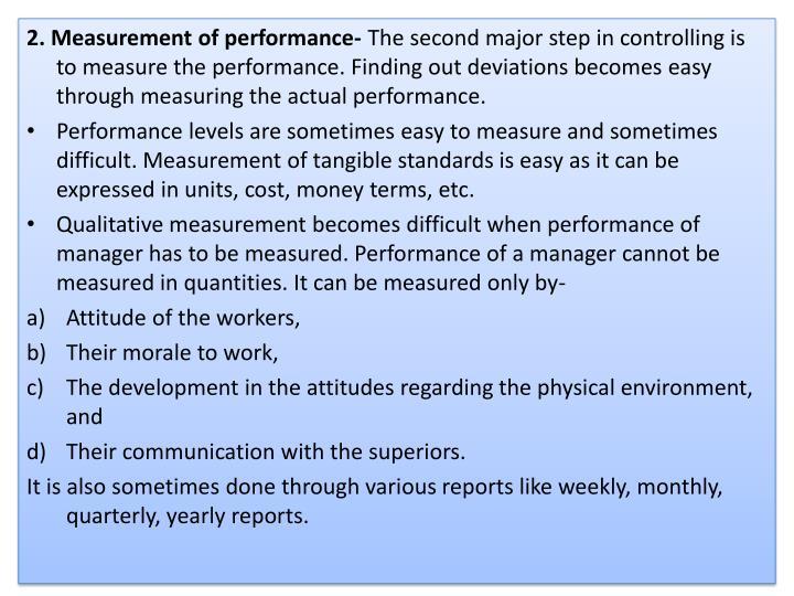 2. Measurement