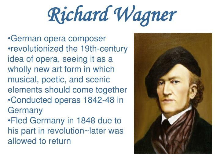 German opera composer
