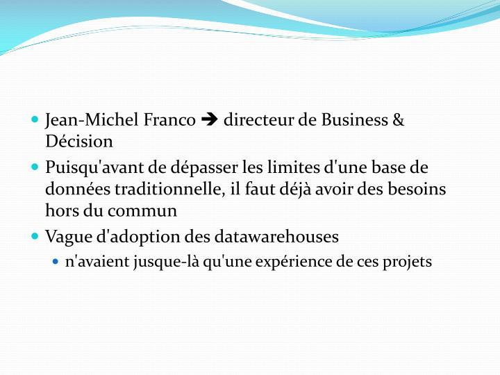 Jean-Michel Franco