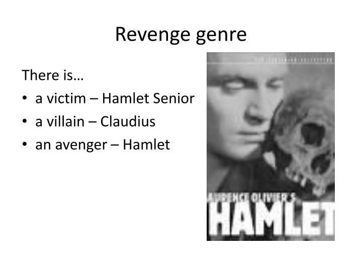 Revenge genre