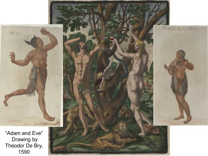 """Adam and Eve"""