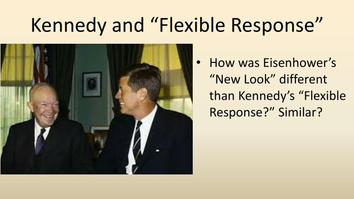 "Kennedy and ""Flexible Response"""