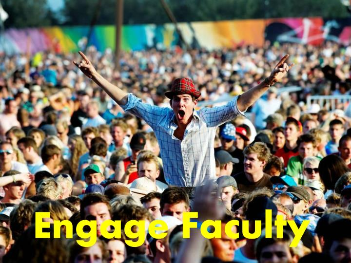 Engage Faculty
