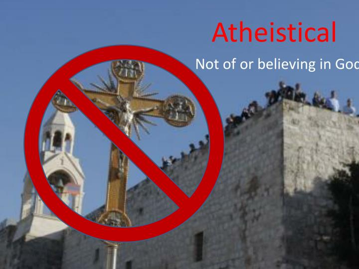 Atheistical