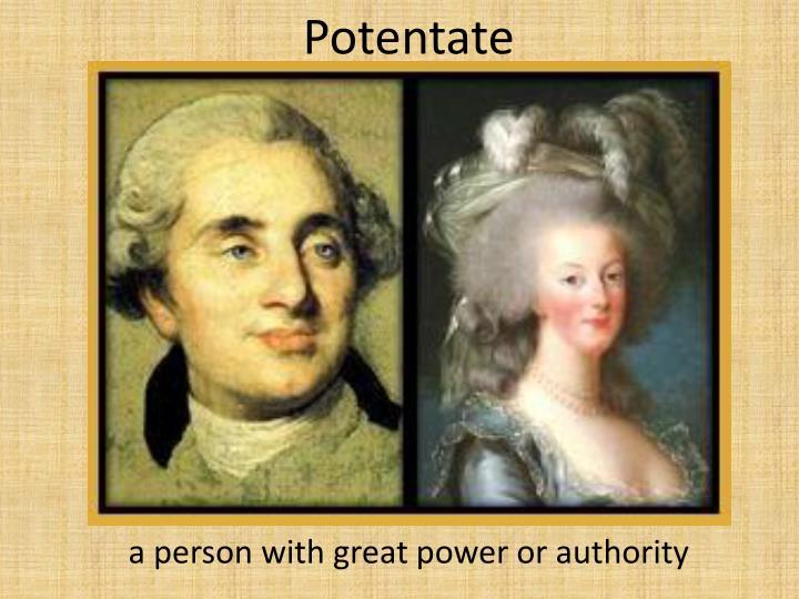 Potentate