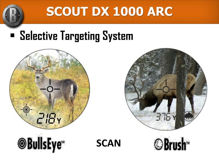 SCOUT DX 1000 ARC